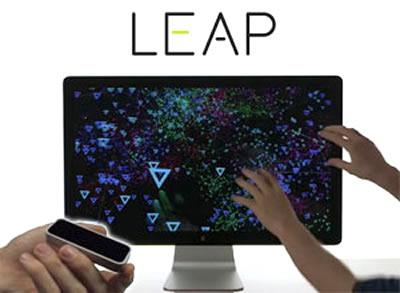 Leap-motion