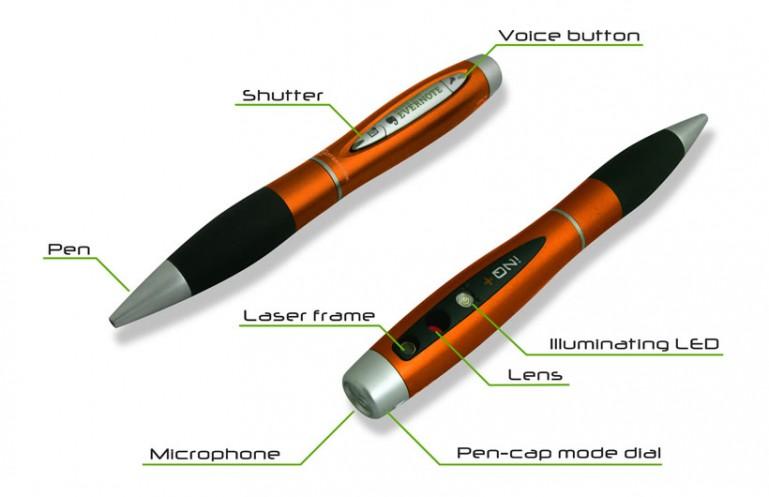 notemark tarayıcı kalem