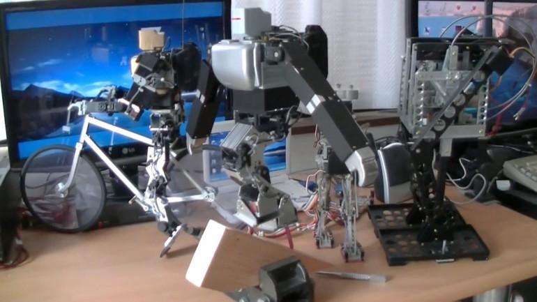 dr.guero tahta bacak robot
