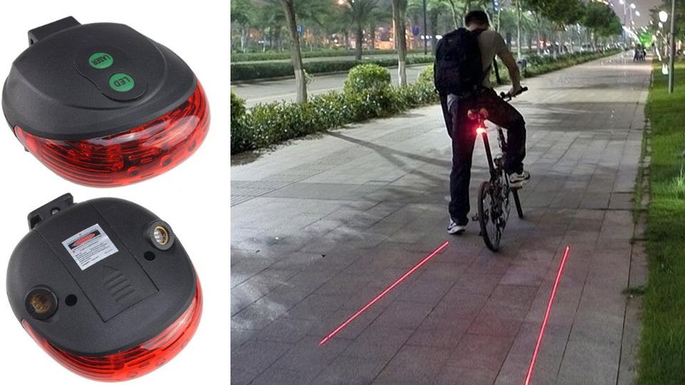 lazer bisiklet yolu