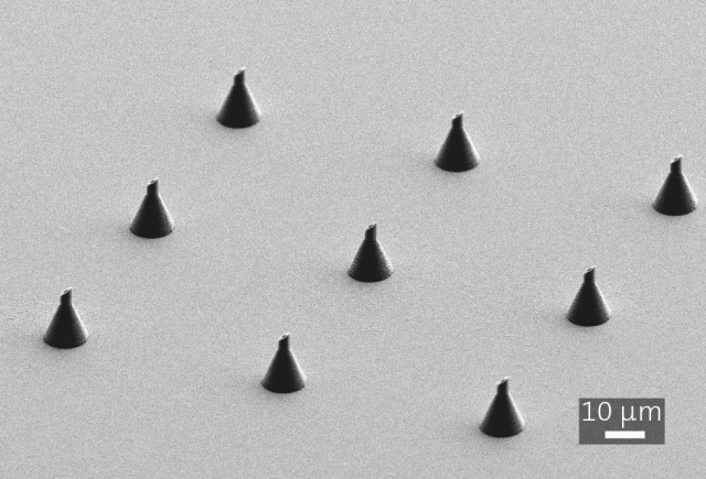 microneedles-two-photon-direct-laser