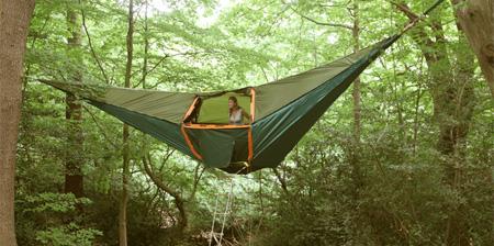 Ağaç çadırı-10-Gerçek bilim