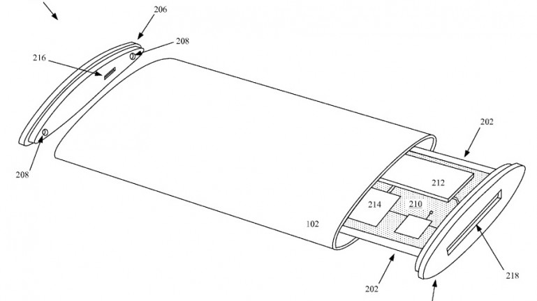 apple-wrap-around-display-iphone-patent-3