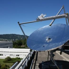 ibm-yüksek verimli güneş çanağı-gerçek bilim