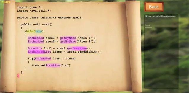 java programlama oyun