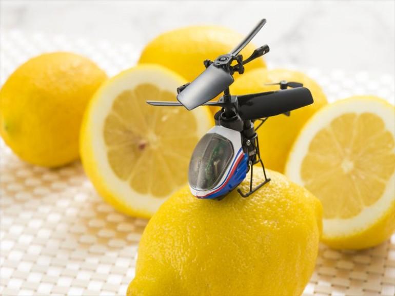 nano falkon en küçük kumandalı helikopter-gerçek bilim