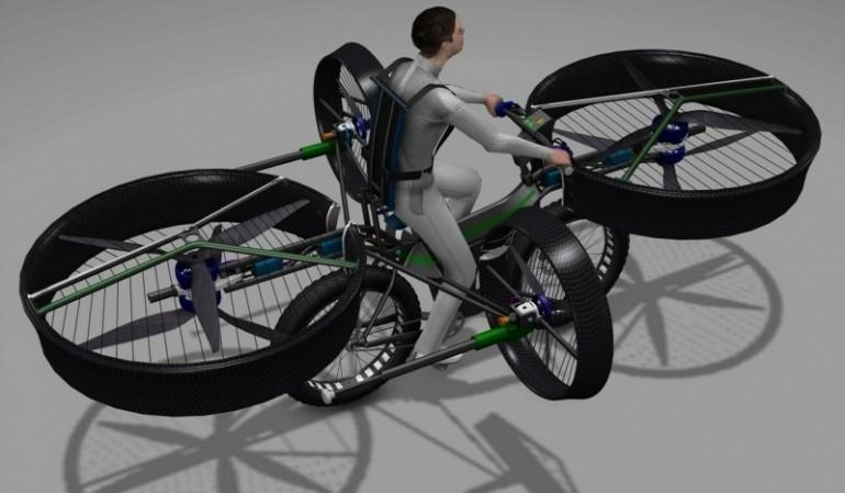 uçan bisiklet çizim-2-gerçek bilim
