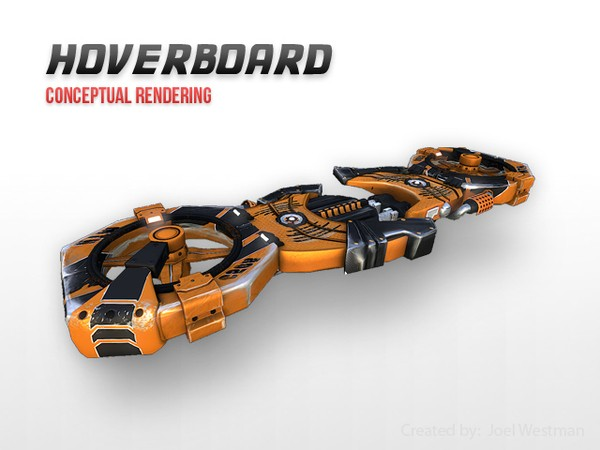 hoverboard gerçek olabilir- gerçek bilim