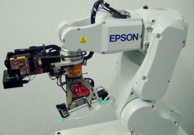 kan alma robotu veebot-gerçek bilim