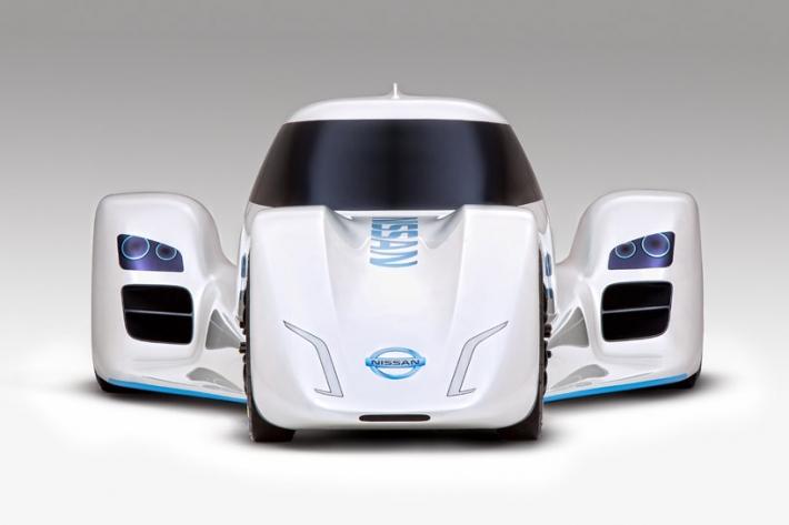 nissandan en hızlı elektrikli araba