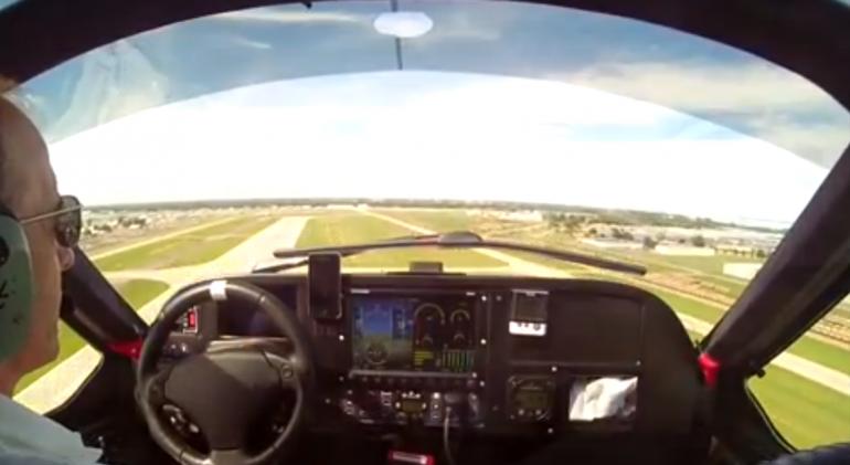 uçan araba-gerçek bilim