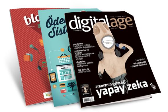 Gerçek bilim digital age dergisi nde en iyi bilim bloğu seçildi