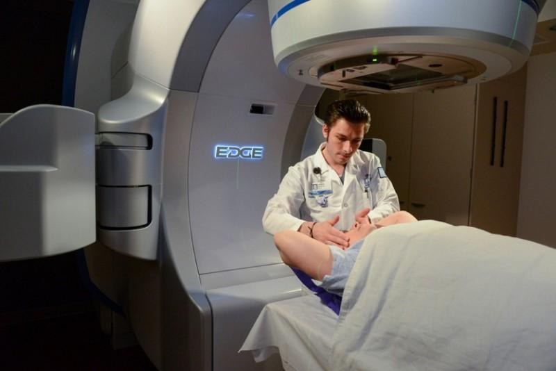 Stereotaktik radyocerrahi ile 15 dakikada kanser tedavisi