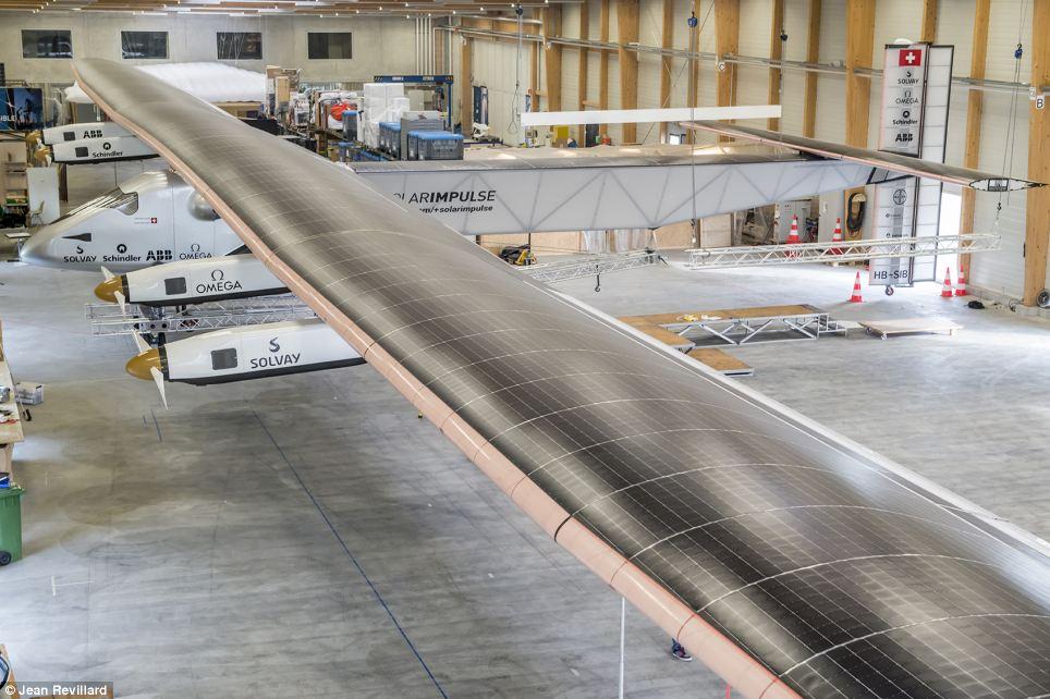 solar impulse güneş uçağı-gerçek bilim