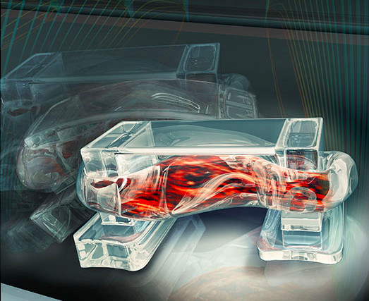 kaslarla çalışan robot-gerçek bilim