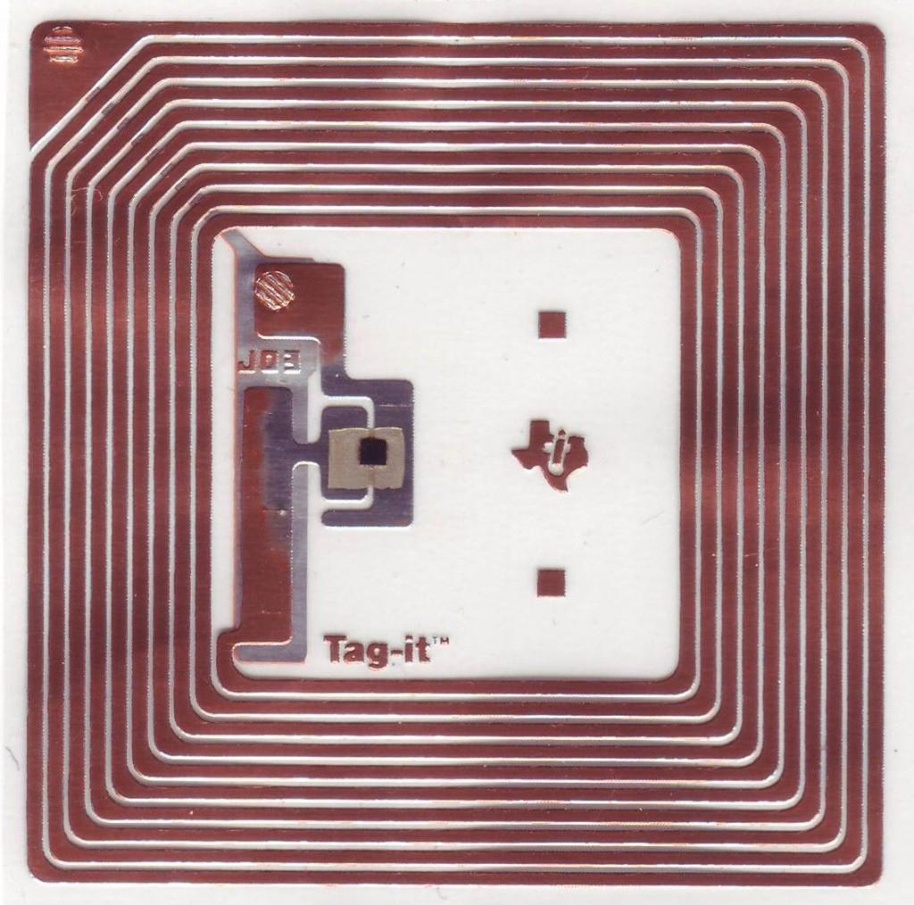 RF ID Günümüzde Kullanılan Teknoloji
