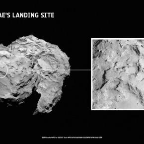 Rosetta iniyor-gerçek bilim