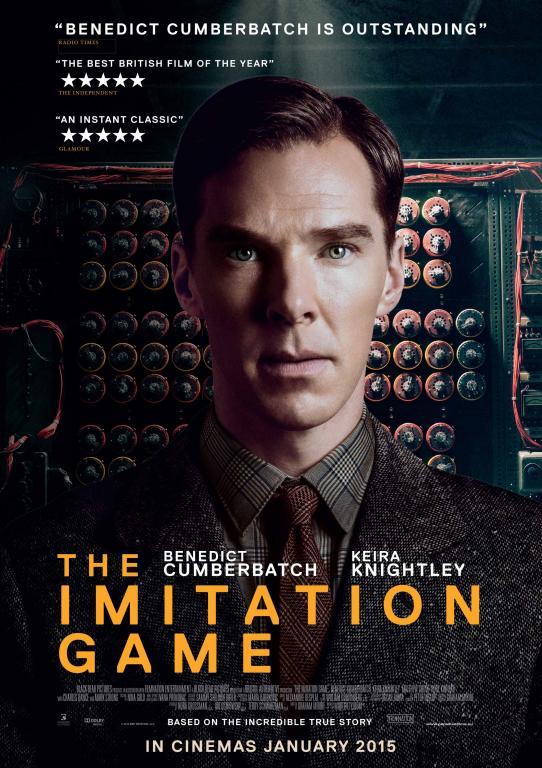 Alan Turing 'in Hayatı Yeniden Beyaz Perdede 'Yapay Oyun'
