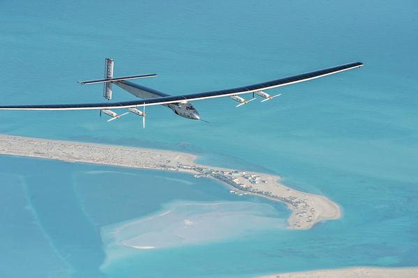 solar impulse 2 uçak