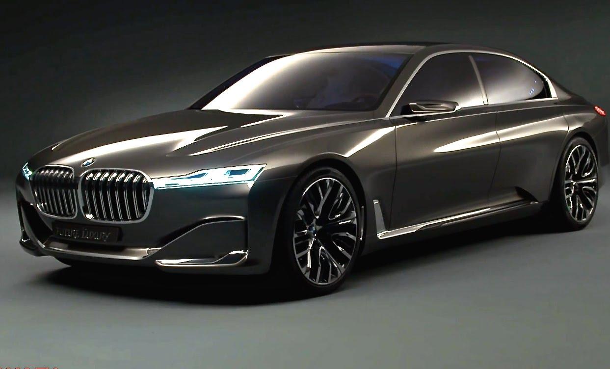 Teknolojinin Geldiği Son Nokta 2016 BMW 7 Serisi