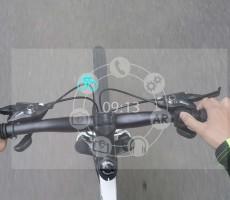 sanal bisiklet gözlüğü