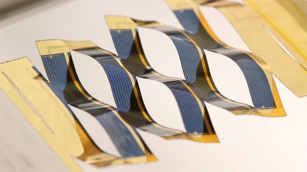 kirigami güneş pilleri ile ilgili görsel sonucu