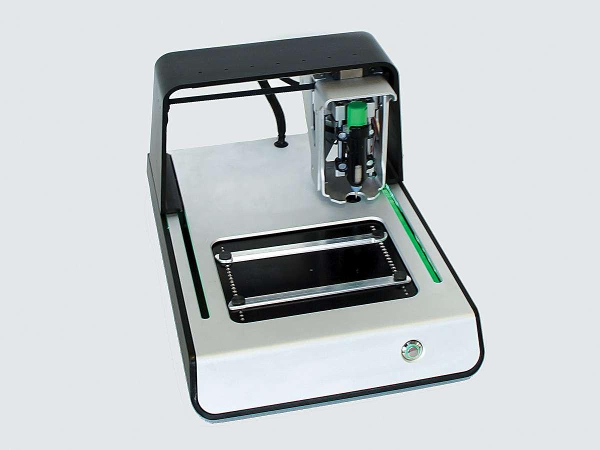 Elektronik devreleri basmak için muhteşem bir araç