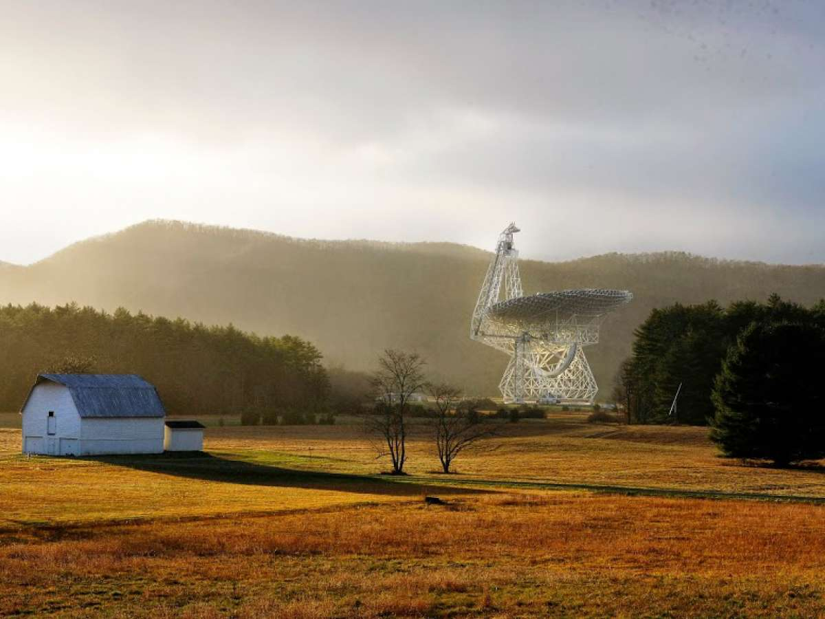 green bank teleskop