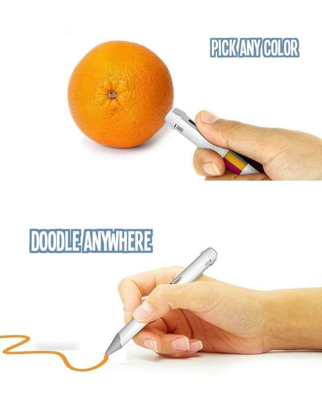 renk seçen kalem