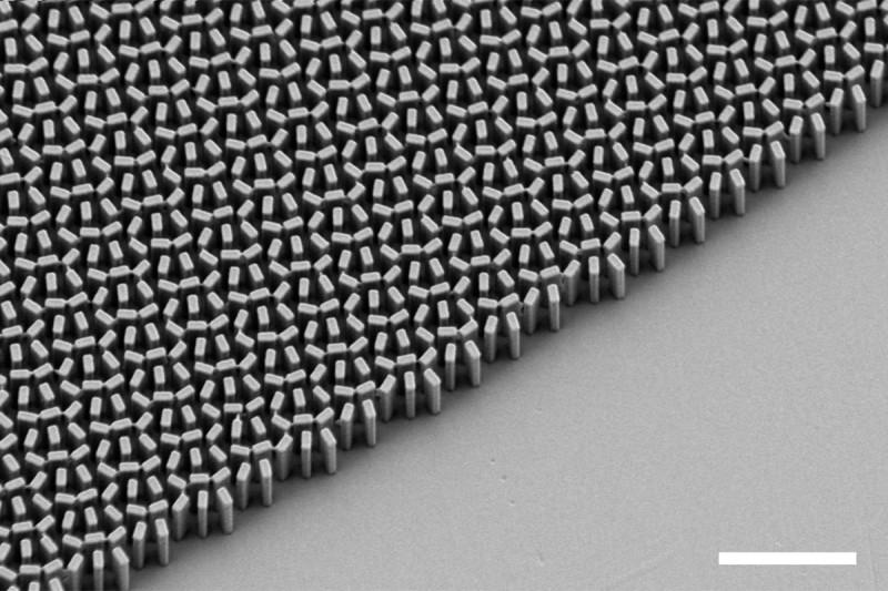 Işığın Görünür Dalga Boyundan Daha İnce Metamateryal Lens Geliştirildi