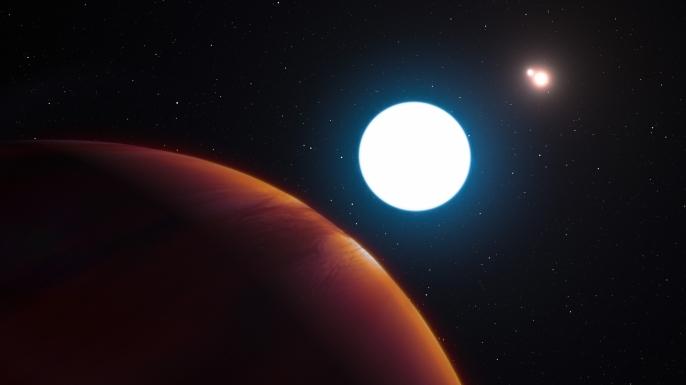 Üç Güneşe Sahip Gezegen Keşfedildi