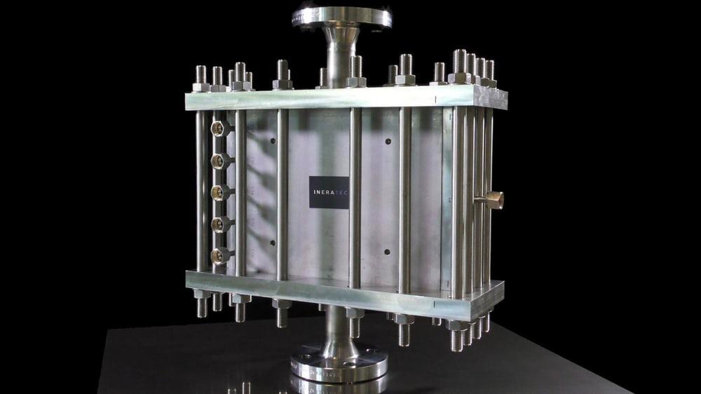 Karbondioksitten Sıvı Yakıt Elde Eden Kompakt Reaktör Test Ediliyor