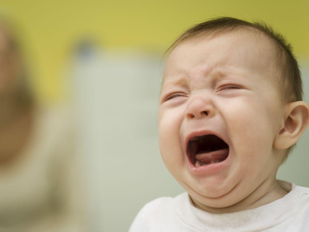 Avrupa'da En Çok İngiliz Bebekler Ağlıyor