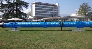 CERN'de Bir Türk Fizikçi Merve Özcan Ropörtajı -1