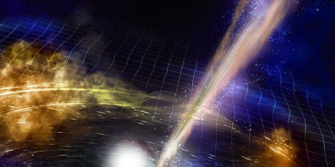ESO Teleskopları Kütleçekimsel Dalga Kaynağından Gelen İlk Işığı Gözledi