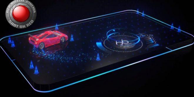 Red Hydrogen One Holografik Telefon Çıkıyor