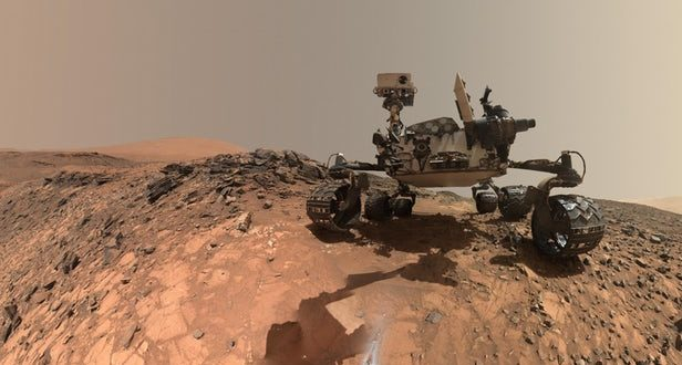 Mars'ta Metan Gibi Organik Bileşikler Bulundu