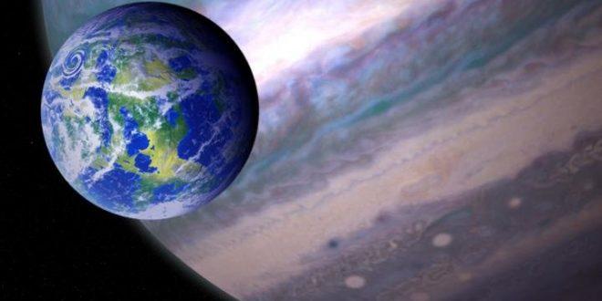 Uzak Gezegenlerin Ayları Hayat Barındırabilir