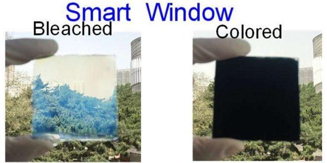 Artık Akıllı Pencereler Gün Işığını Kontrol Ederken, Mikropları Öldürebilecek