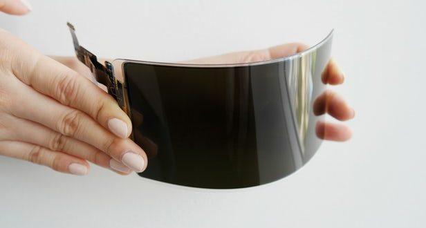 Samsung'un Kırılmaz OLED Ekranı Askeri Testleri Geçti