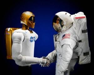 nasa robotları