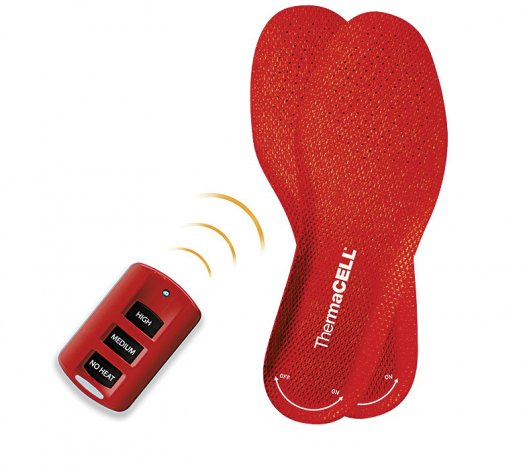 Thermacell kumandalı ayak tabanı