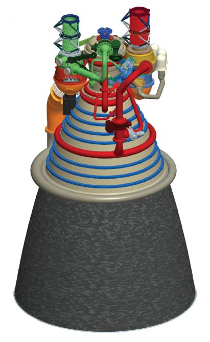 NASA J-2X motoru