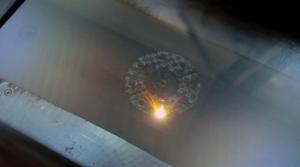 Yapım aşaması 3D lazer yazıcı