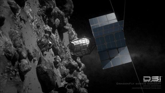 Uzayda Madencilik