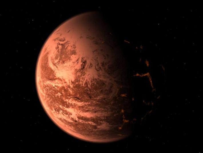Gliese 581d gezegeni