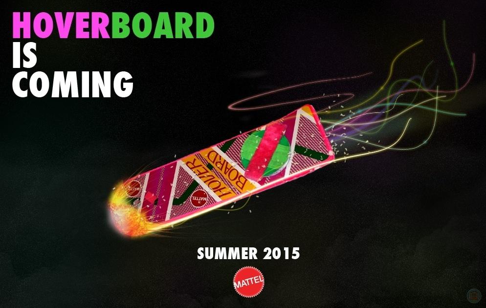 matel hover board