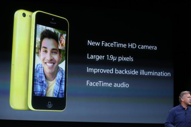 facetime kamera