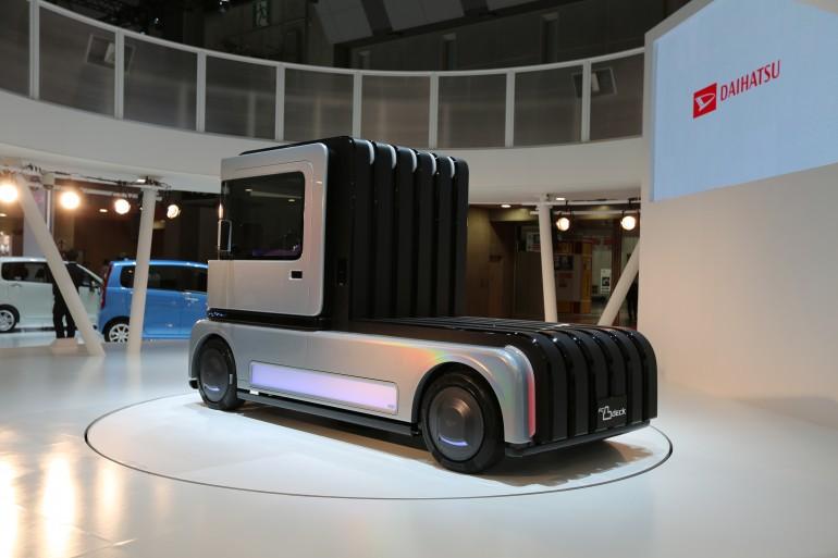 kamyon üç