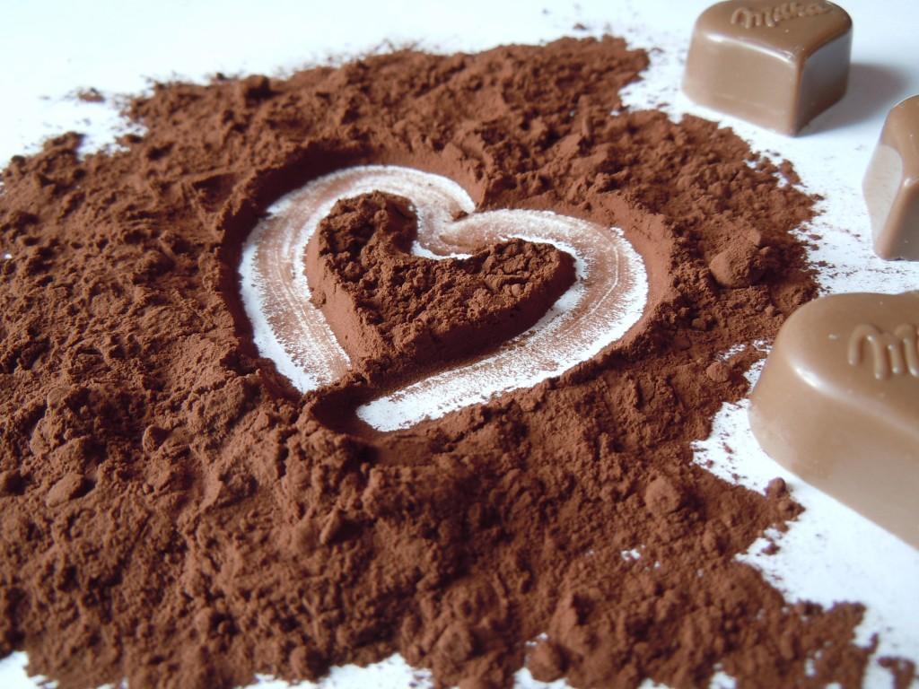 çikolata aşk